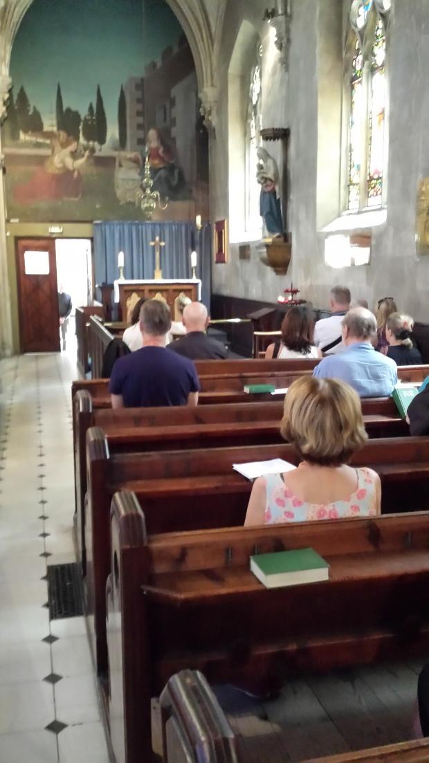 Nice Church Service